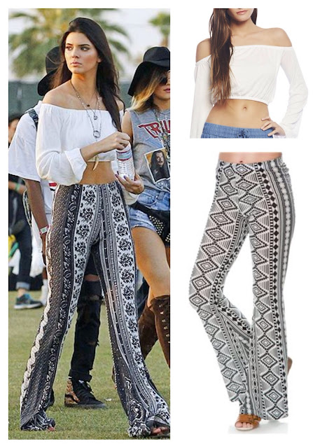 I Don T Give A Chic Get The Look Kendall Jenner