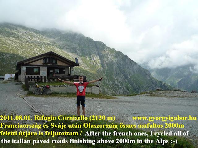 Alps Alpok Alpen , Rifugio Cornisello -  Györgyi Gábor 2011
