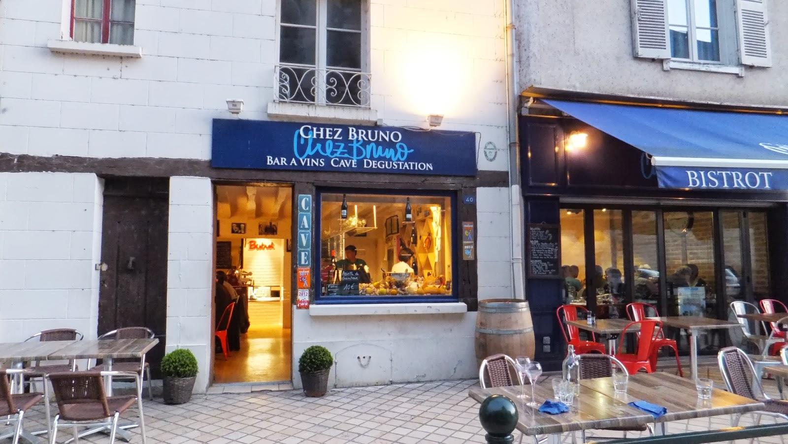 Chez Bruno, Amboise