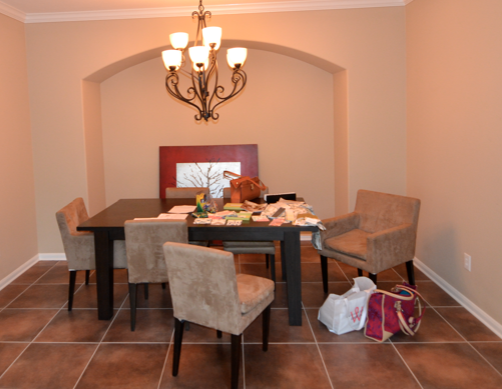 Client Dining Room