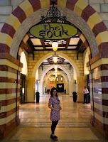 servicefromheart travelxp dubai mall uae emirates  gold souk
