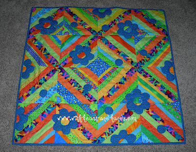Michele Bilyeu Creates *With Heart and Hands*: Ties That Bind Give ... : marie bostwick quilt patterns - Adamdwight.com