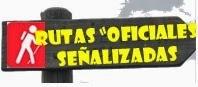 Rutas oficiales señalizadas