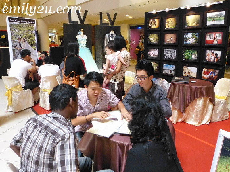 Multi Million Ringgit Bridal Fair