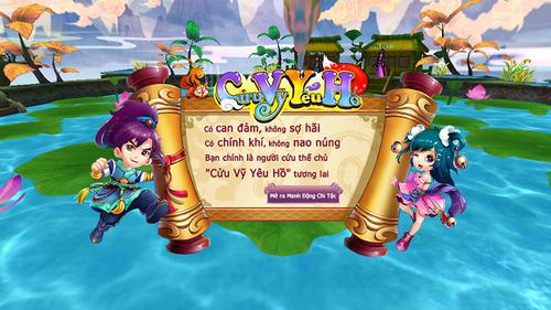 VTC Mobile hé lộ hình ảnh Việt hóa của Hồ Ly 3D 15