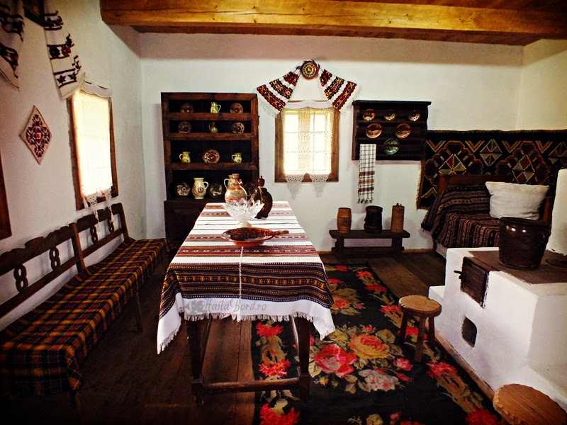 casa muzeul satului bucovinean