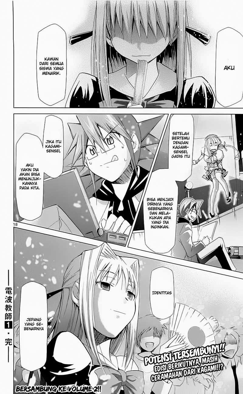 Komik denpa kyoushi 006 7 Indonesia denpa kyoushi 006 Terbaru 18|Baca Manga Komik Indonesia|