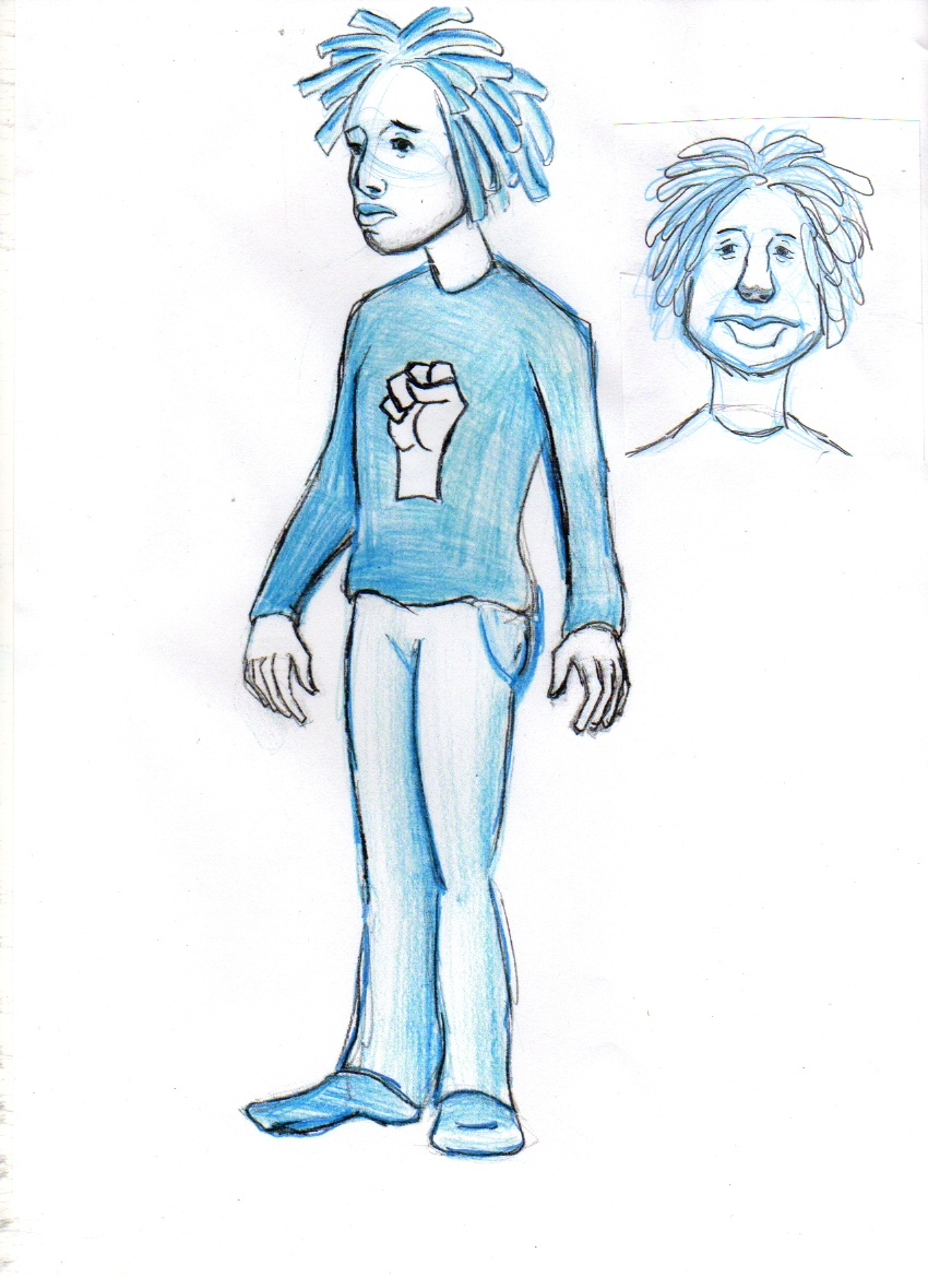 Character Design Zach : Character design class marko s