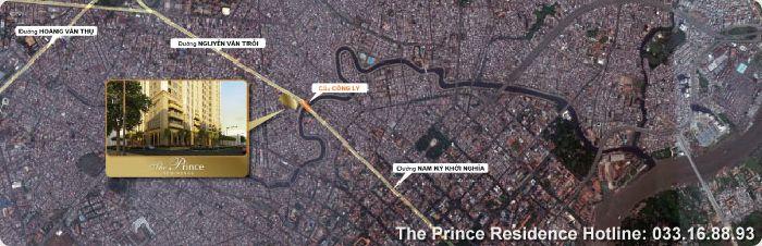 The Prince Residence – Dự án Căn hộ trung tâm thành phố