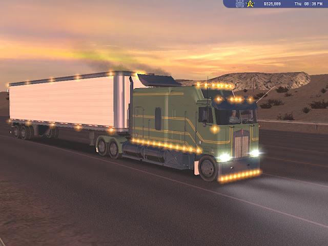 Hard Truck: 18 Wheels of Steel PC Hileleri