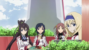 Infinite Stratos, Houki and Cecilia