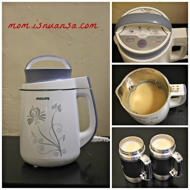 Philips Soy Milk Maker Alat Untuk Membuat Susu Kedelai