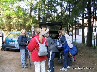 2004: Fortbildung Erlebnispädagogik