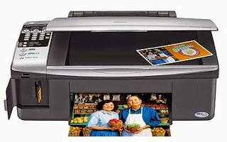 download Epson Stylus CX7000F printer's driver