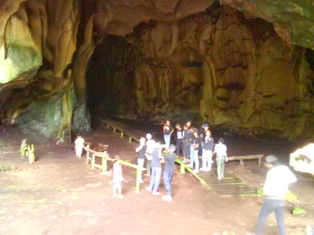 Gua Madai Cave