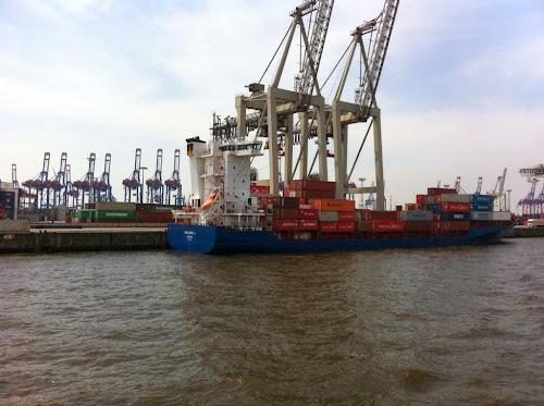 Port d'Hambourg