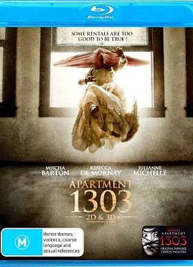 Filme Poster 1303 - O Apartamento do Mal BRRip XviD & RMVB Legendado