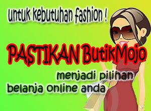 Belanja Fashion Aman tidak Kawatir