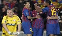Video Goles Barcelona VS Bayern Leverkusen