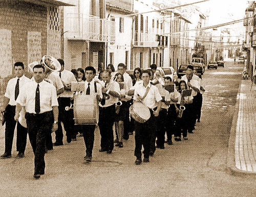 2000 - Banda de Música. Campillo de Arenas