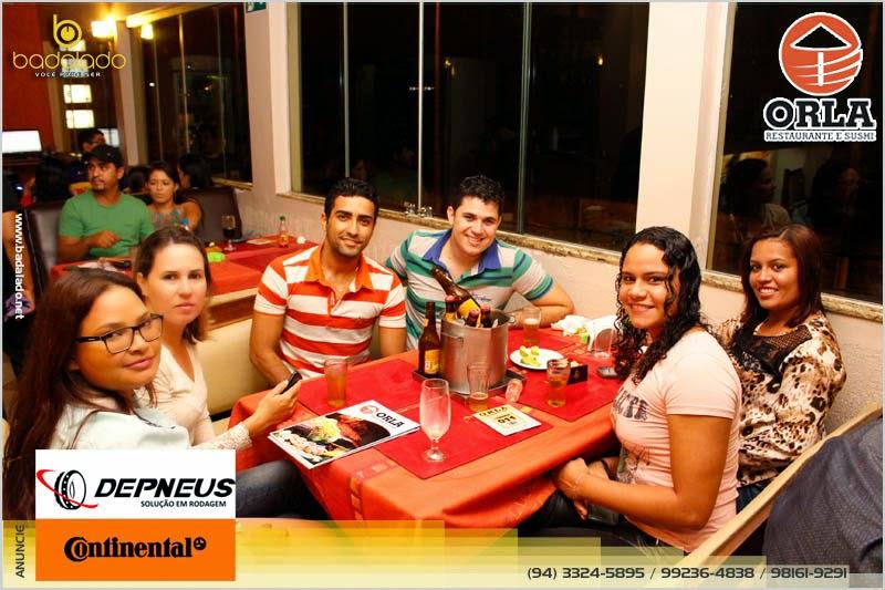 Orla Restaurante e Sushi (20/02/15)