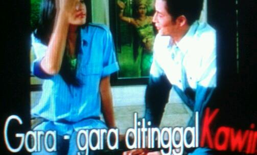 Soundtrack Gara Gara Ditinggal Kawin Ftv