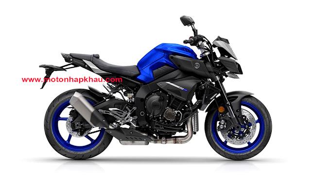 Yamaha MT-10 Màu Xanh