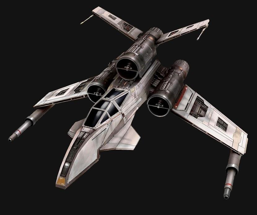 Republic Medium Strike Fighter