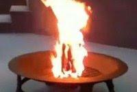coran quemado
