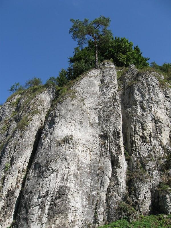 imponujące formy skalne