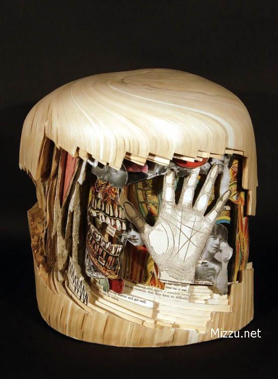 Seni Mengukir Buku Ala The Book Surgeon
