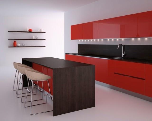 Lovik cocina moderna tienda de muebles de cocina desde for Cocinas de diseno precios