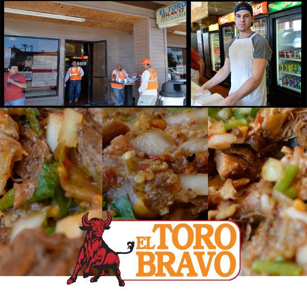 Free El Toro Bravo Tacos.