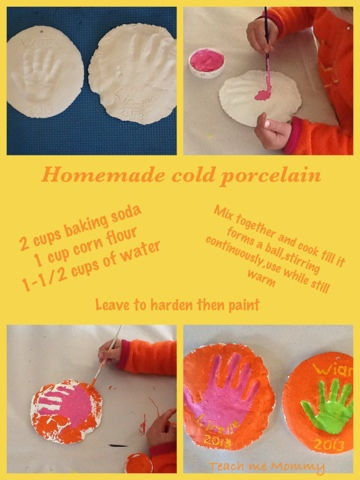 how to make porcelain dough