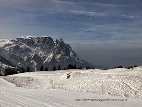 zdjęcie w regionie narciarskim Alpe di Siusi