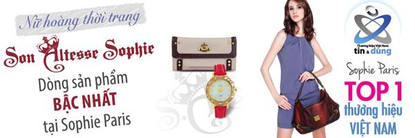 Thời trang Sophie Paris