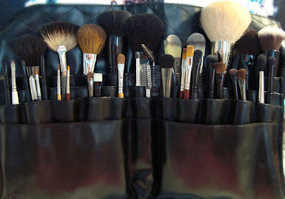 Pinceles de maquillaje