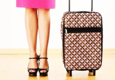 เลือกซื้อกระเป๋าเดินทาง