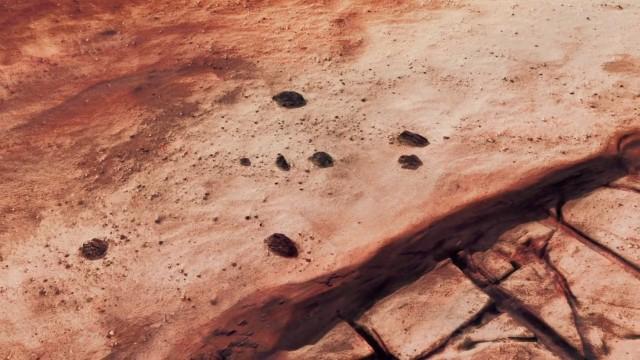 *Louis Vuitton 路易威登 3D火星探索:「Red Journey」! 2