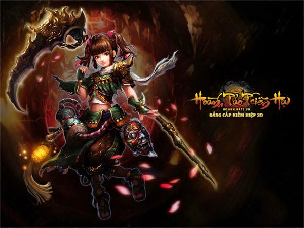 Hoành Tảo Thiên Hạ tặng 1.000 giftcode Ngạo Thiên 1