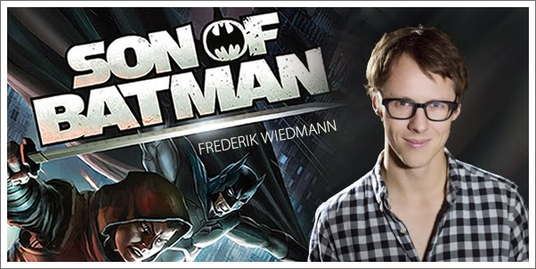 Composer Frederick Wiedmann Scores Upcoming Son of Batman