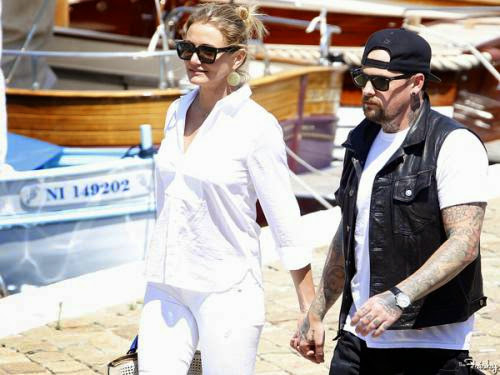 Is Cameron Diaz Engaged To Benji Madden