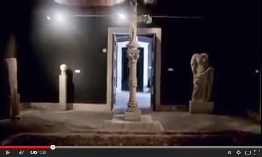 Spot Promocional do Museu de Lamego