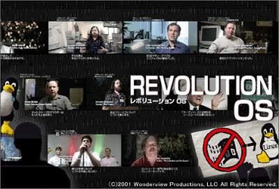 Hoy voy a cambiar tu vida por una mejor: Revolution OS