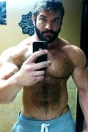 Incredible Hairy Chest Daddy Hunks - Part 3