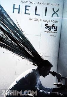 Đại Dịch 1 - Helix Season 1 (2014) Poster