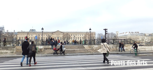 Puente de las Artes, Sena, París, Elisa N, Blog de Viajes, Lifestyle, Travel