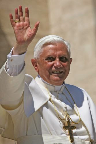 The Powerless Pope And The Resignation
