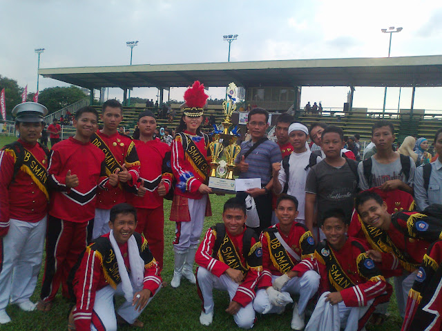 Pusri Open Marching Band 2013