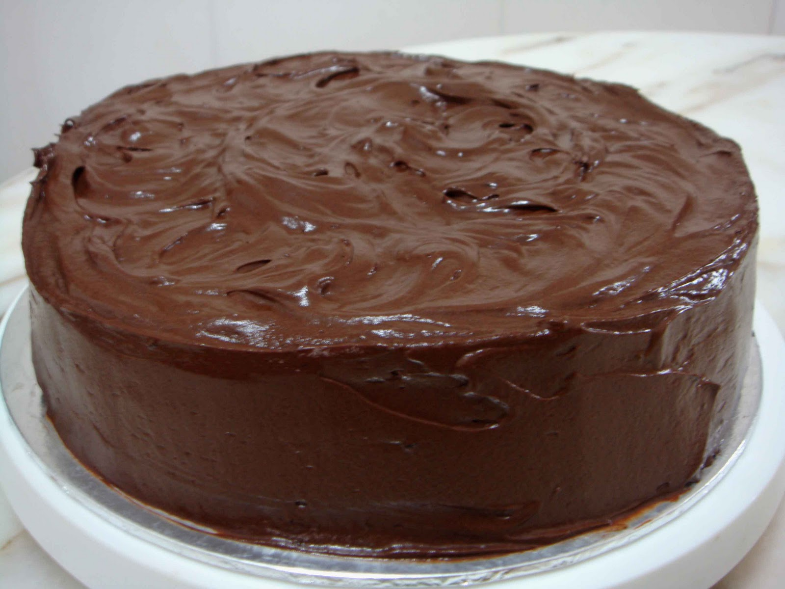 Baking Library: Devil's Food Cake - Chocolate Overload
